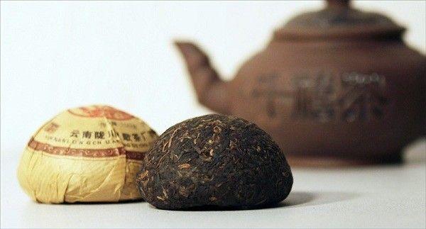 чай пуер як вибрати