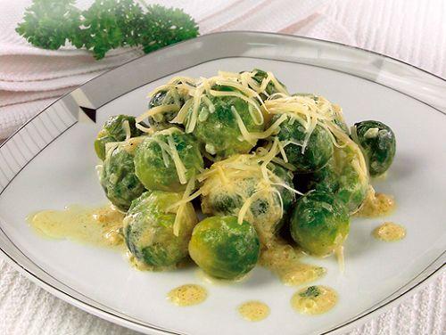 Як приготувати брюссельську капусту заморожену