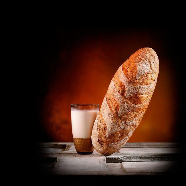 Як приготувати хліб з дюканов
