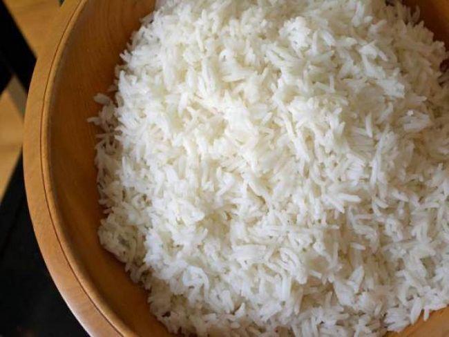 Як приготувати рис басматі