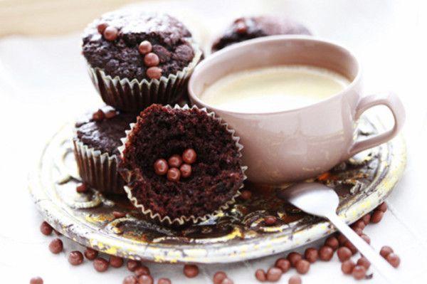 Як приготувати шоколадні маффіни: рецепти з фото покроково