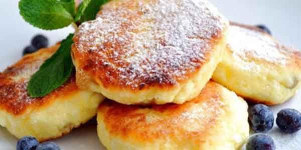 Рецепт пишних сирників в духовці - швидко, просто, смачно!
