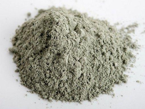 порошок блакитної глини