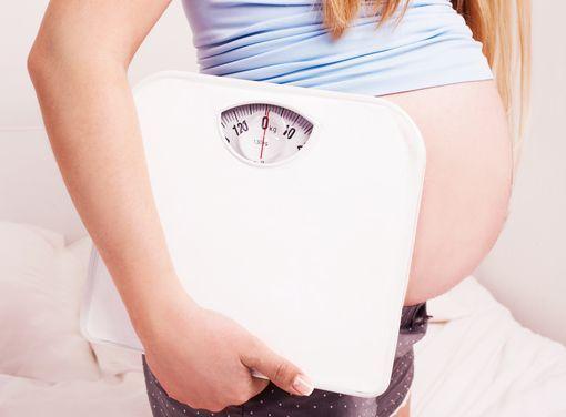 Нормальна вага при вагітності