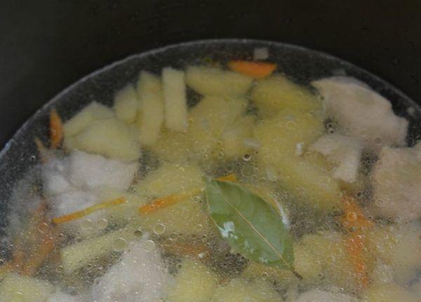 варити суп