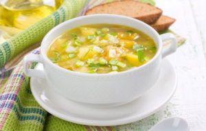 кабачковий суп