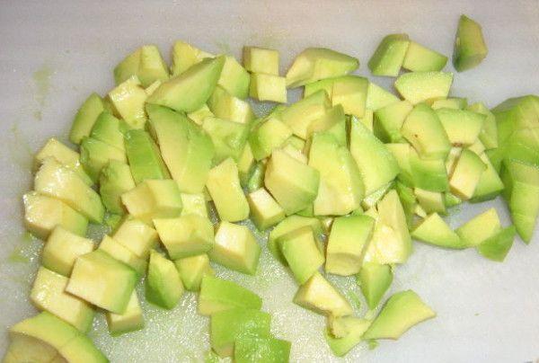 авокадо порізати