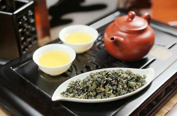 Молочний чай Улун