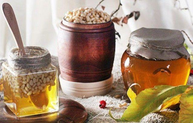 Кедровий мед 1