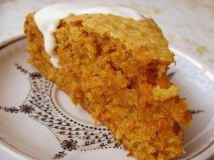 Класні рецепти морквяного пирога для тих, що худнуть