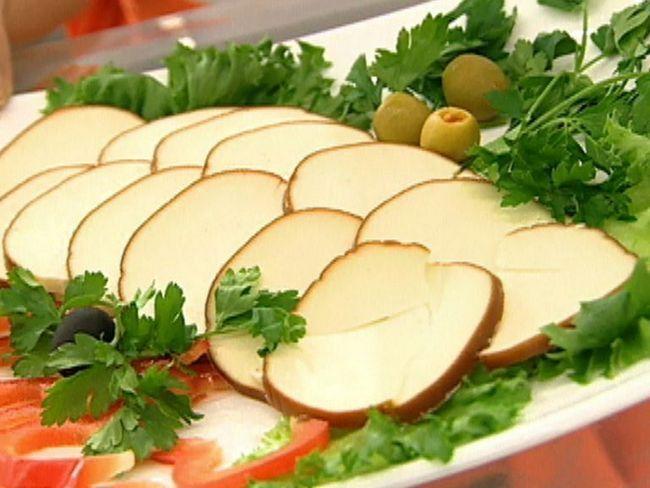 Ковбасний сир 1