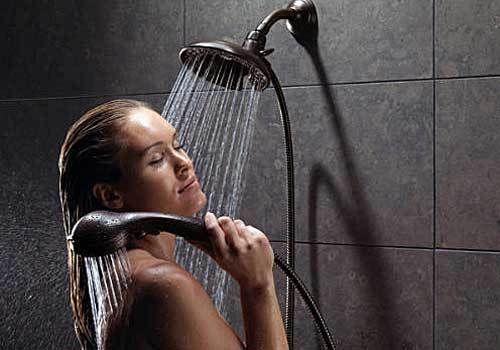 Контрастний душ. Користь і шкода