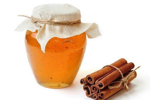 Кориця з медом