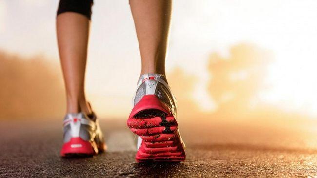 Кросівки для схуднення. Як вибрати кросівки для бігу