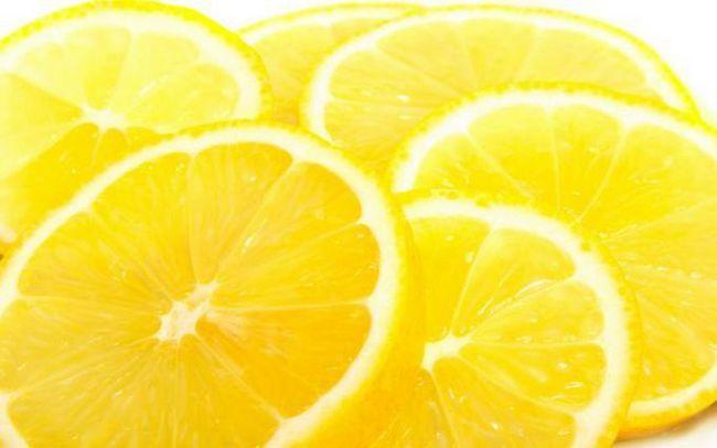 Лимон для схуднення - рецепти