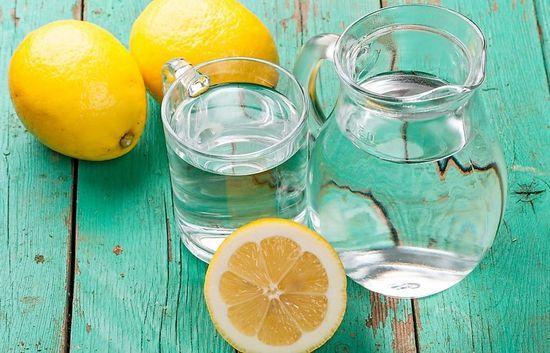 Лимонна вода