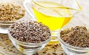 Лляна олія корисні властивості і протипоказання