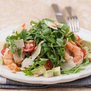 Легкий екзотичний салат