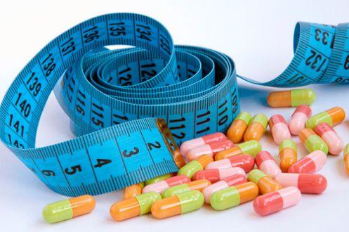 Кращі таблетки для схуднення