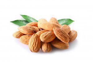 Мигдаль, як і інші горіхи, вельми непогано підходить для схуднення