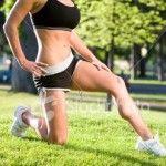 Мінус 5 кг в місяць: тренування в парку