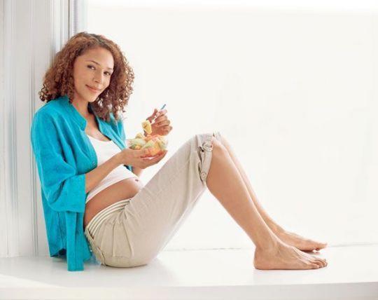 М`яка дієта для вагітних