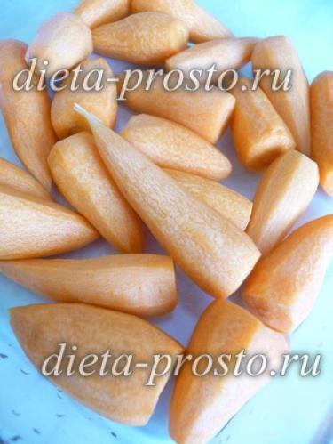 Морква по-марокканські