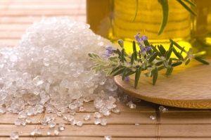 Морська сіль - подарунок моря для нашого здоров`я і красивої фігури