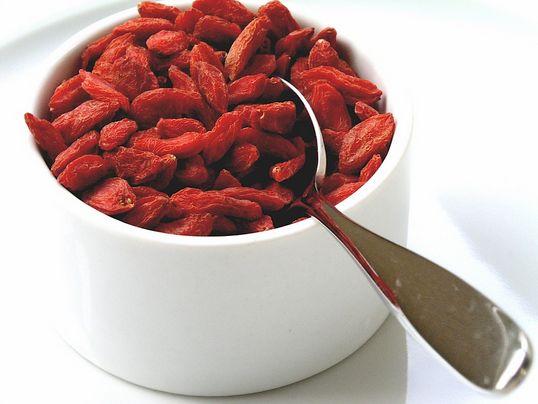 Чи можна їсти ягоди годжі на дієті дюка?