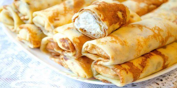 Начинка з сиру для млинців: кулінарні рецепти на вибір
