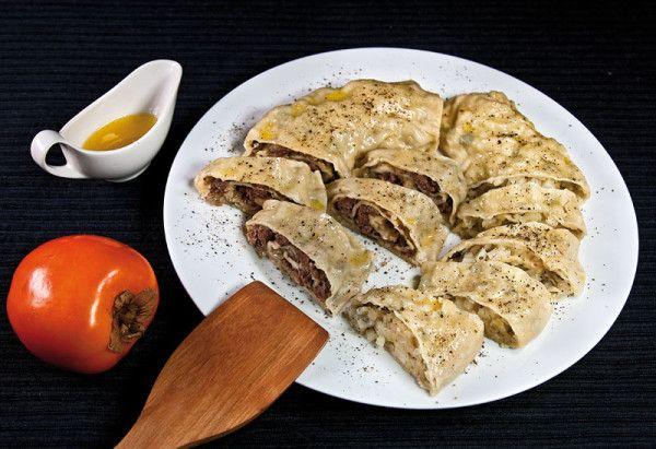 Незрівнянний ханум: рецепт східної кухні з покроковим фото