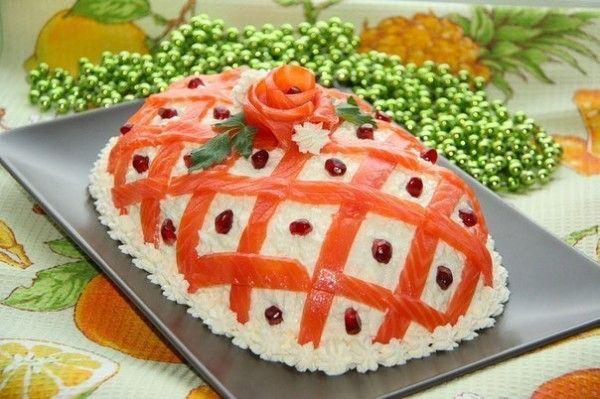 Нові рецепти салатів для дня народження - просто і смачно!