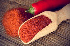 Обгортання з червоним перцем