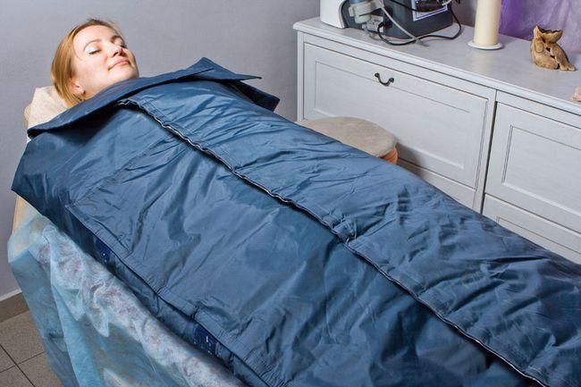 Обгортання плівкою для схуднення в домашніх умовах
