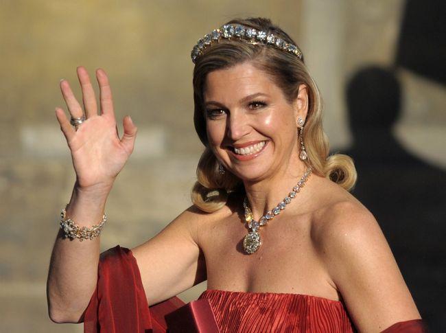 Максима Зоррегуета стала королевою Нідерландів