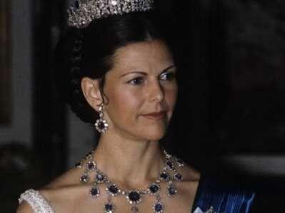 Сільвія Соммерлат стала королевою Швеції