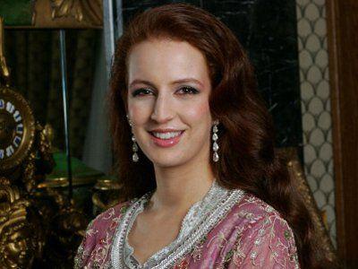 Лалла Сальма стала принцесою Марокко