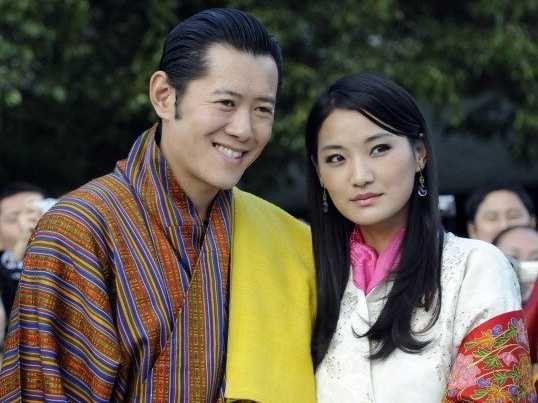 Джецун Пема стала королевою Бутану