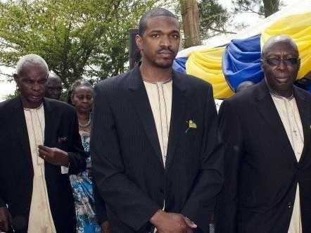 Крістофер Томас одружився на принцесі з Уганди