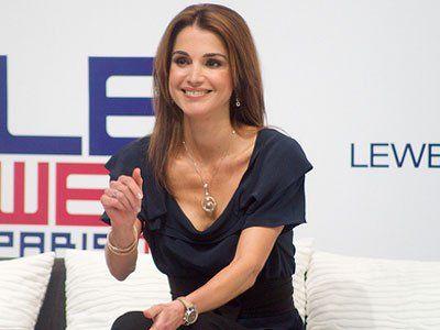 Ранія Аль-Ясін стала королевою Йорданії