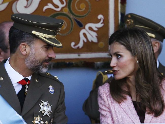 Летиція Ортіс Рокасолано стала королевою Іспанії
