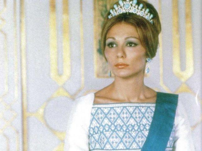 Фарах Пехлеві стала іранської імператрицею