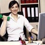 Офісний фітнес: використовуємо паузи з користю