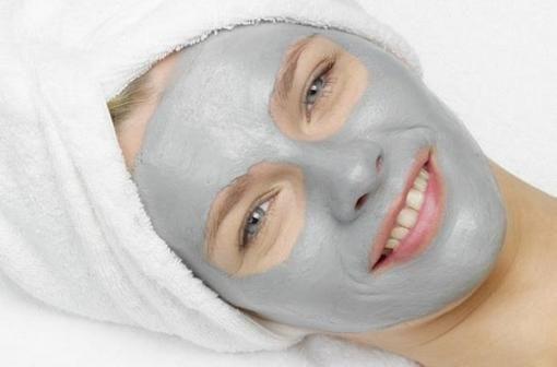 блакитна глина для особи
