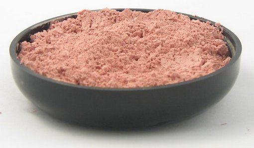 Особливості застосування рожевої глини