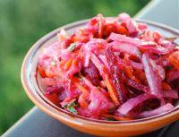 Овочеві дієтичні салати для схуднення