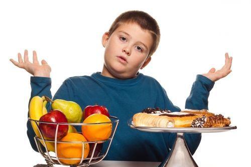 Ожиріння у дітей. Ступеня. Ризик. Лікування