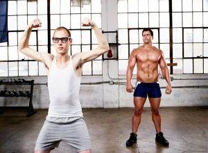 План тренувань в тренажерному залі для чоловіків, помилки в тренуваннях