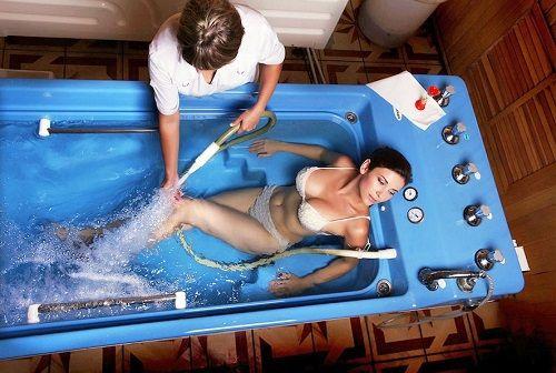 Підводний масаж
