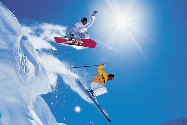 Купівля черевик і сноуборду